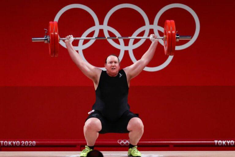 Atlet Transgender Olimpik Mahu Bersara
