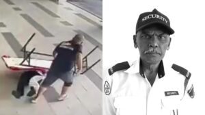Video Pukul Pengawal Keselamatan Kes Bunuh