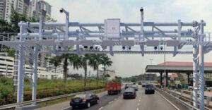 Tol Tanpa Palang Malaysia 2022
