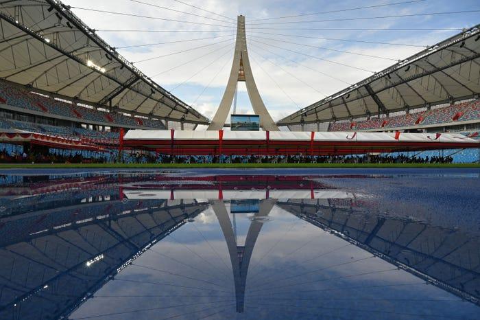 China Hadiahkan Kemboja 'Stadium Kapal Gergasi Bernilai Lebih RM622 Juta 1