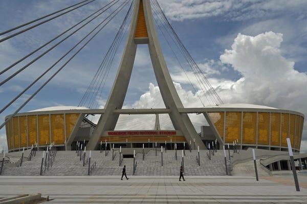 morodok techo national stadium