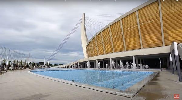 China Hadiahkan Kemboja 'Stadium Kapal Gergasi Bernilai Lebih RM622 Juta 4