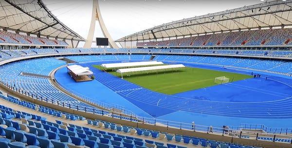 China Hadiahkan Kemboja 'Stadium Kapal Gergasi Bernilai Lebih RM622 Juta 5