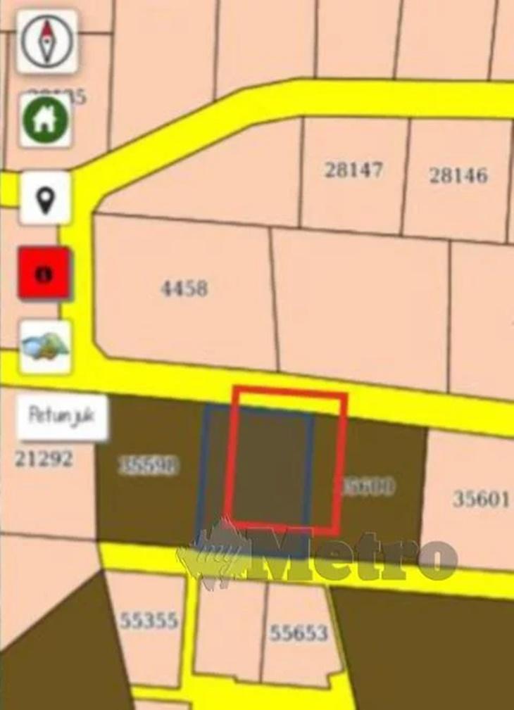 Pemilik Terkejut Tanah Lot Bernilai RM7 Juta Ditukar Milik Tanpa Pengetahuan 2
