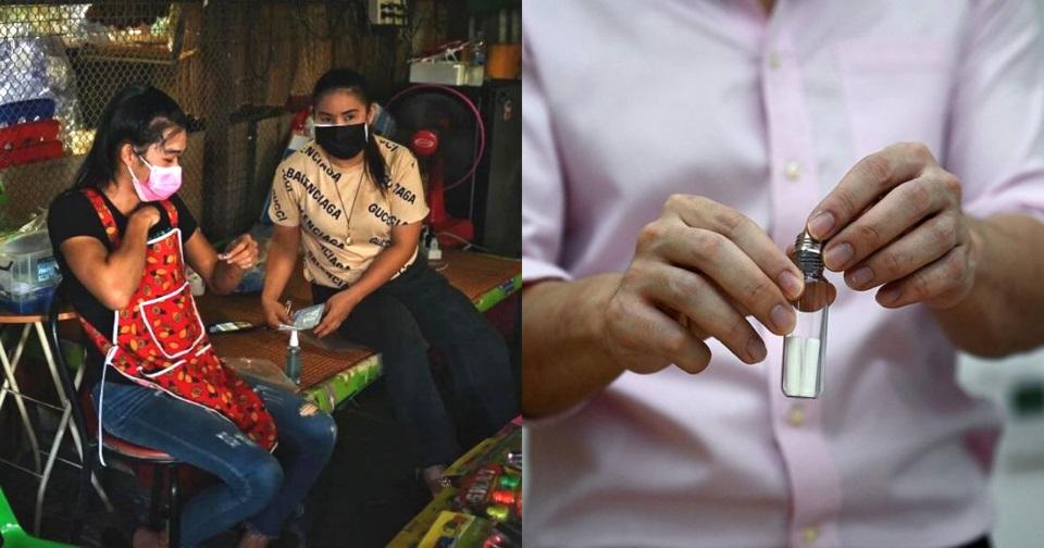 Thailand Ujian COVID-19 Melalui Ketiak