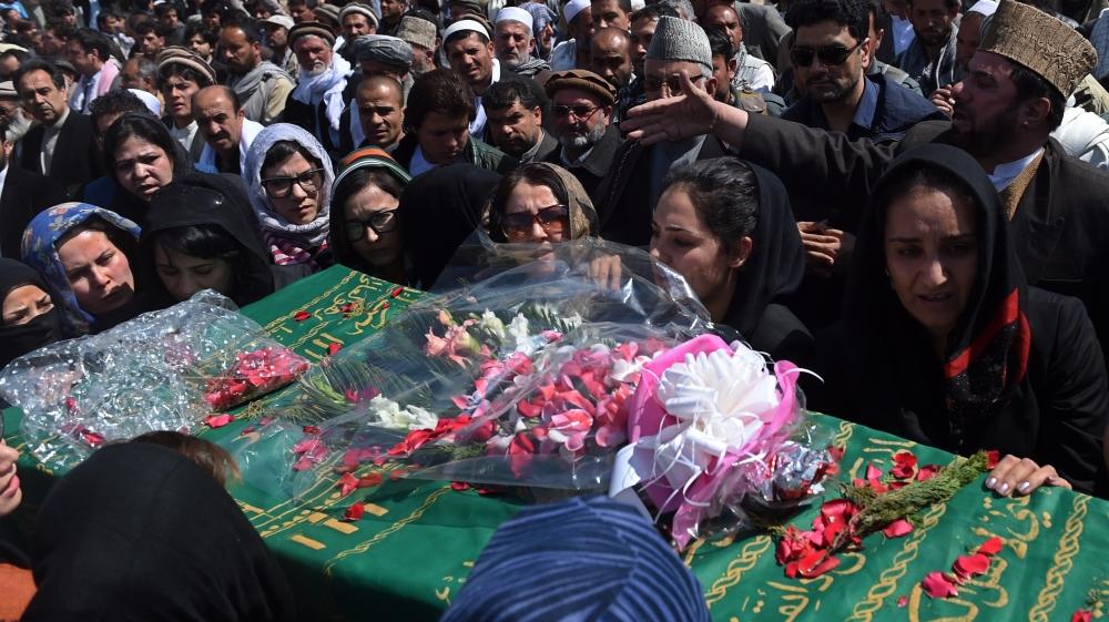 Farkhunda Malikzada Wanita Afghanistan Dibunuh Bakar Al-Quran