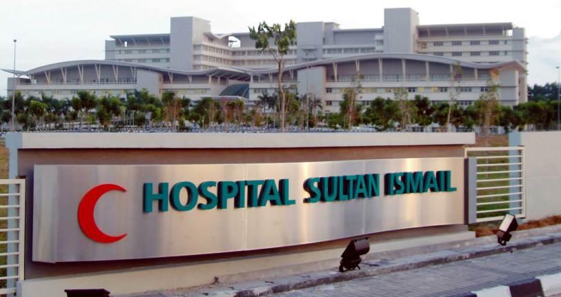 Wanita Bersalin Sendirian Di Hospital JKNJ