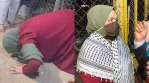 Anhar Al-Deek Dibebaskan Israel Dengan Jaminan