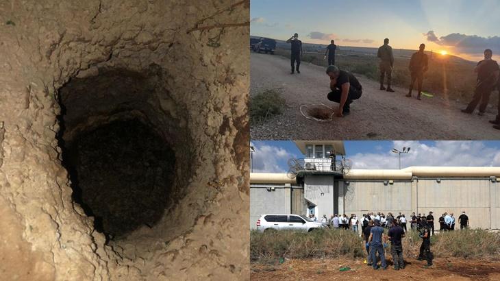 Enam Palestin Bolos Penjara Israel