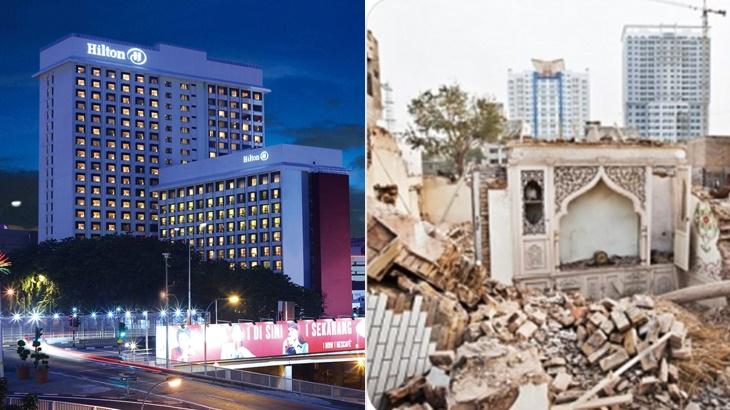 Hilton Rancang Bina Hotel Tapak Runtuhan Masjid Uighur China