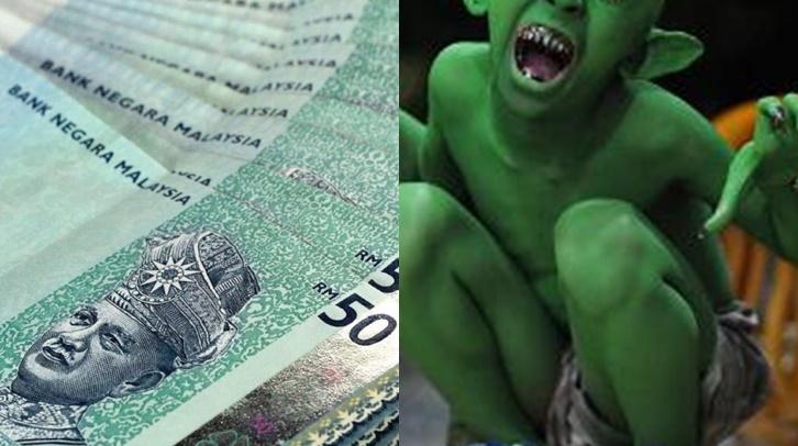 10 Tahun Berdepan Masalah Duit RM50 & RM100 Hilang, Penduduk Percaya Ia Angkara Toyol 3