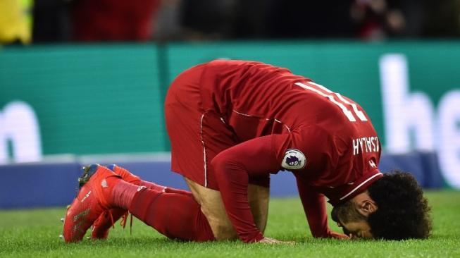 Mo Salah Individu Berpengaruh Persepsi Islam