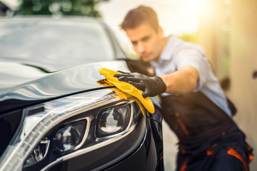 Cara Cuci Kereta dengan Betul