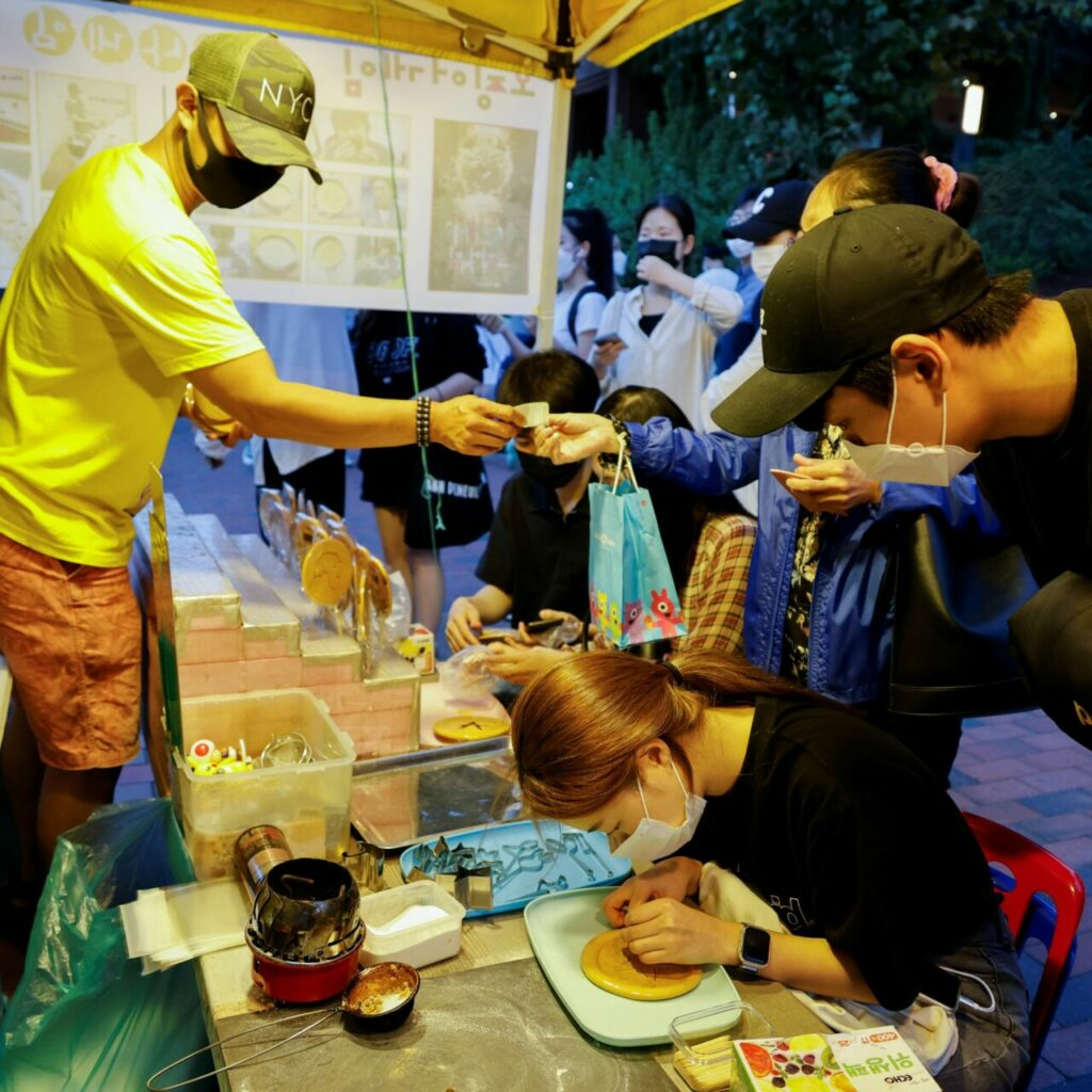 Seminggu Tak Balik Rumah Selepas Peminat Tahu Beliau Pembuat Gula-Gula Dalgona Dalam 'Squid Game' 2