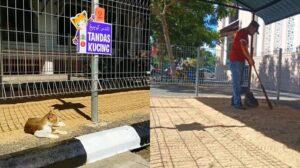 Tandas Awam Kucing Pasir Mas