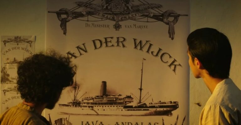 Ahli Arkeologi Temui Kapal Van Der Wijck