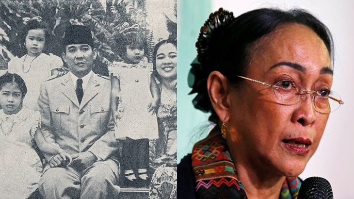 Anak Soekarno Presiden Indonesia Pertama Tukar Agama Hindu