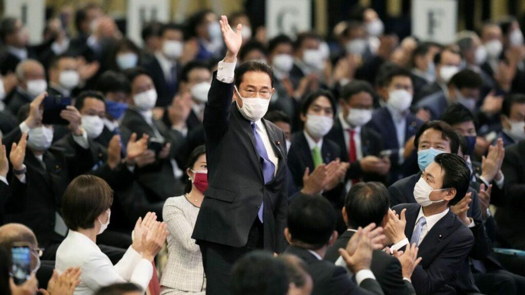 Perdana Menteri Jepun Peminat Demon Slayer