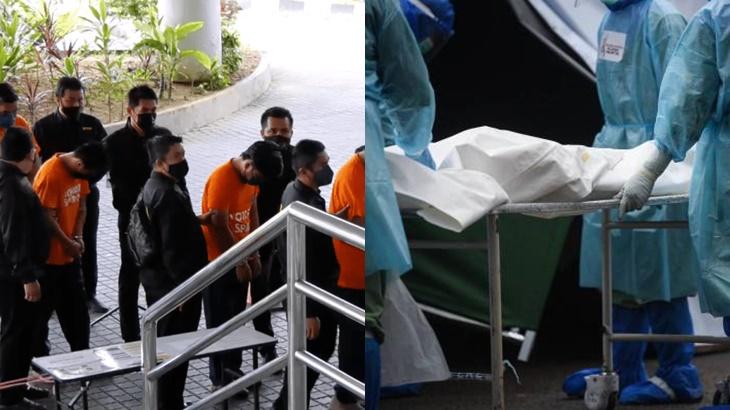 Lima Kakitangan Hospital Terima Suapan Urus Jenazah